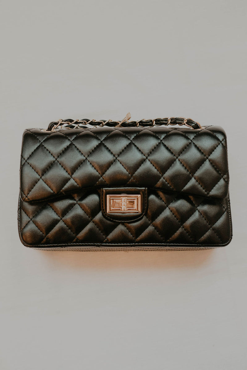 Saks Quilted Bag