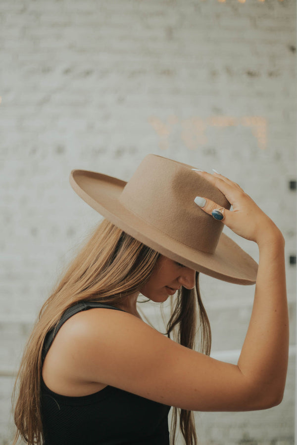 Wyatt Panama Hat - 3 colors!
