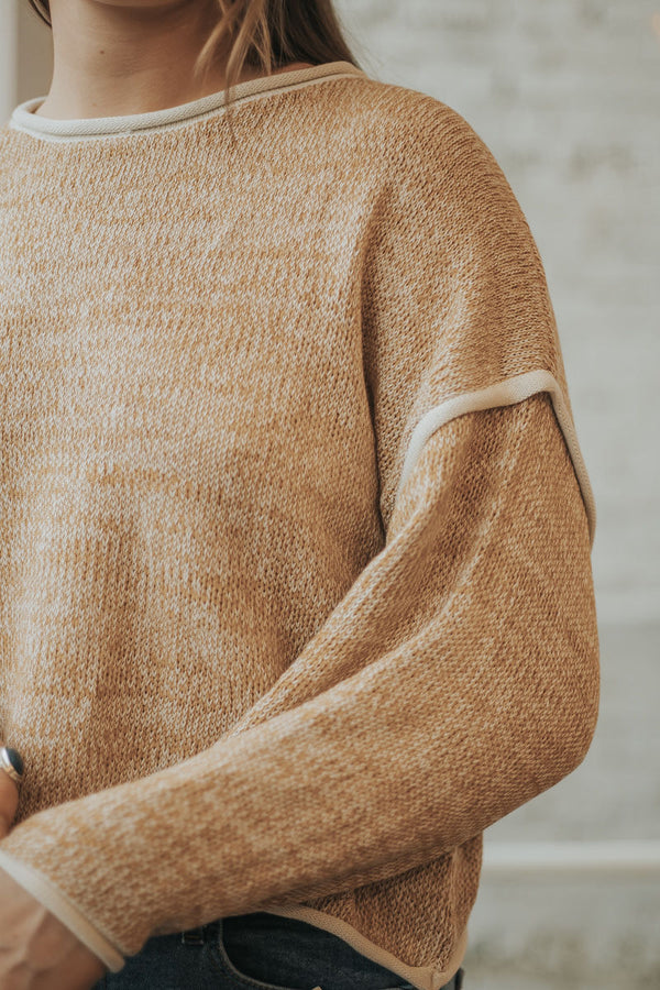 Canyon Sweater - 3 colors!