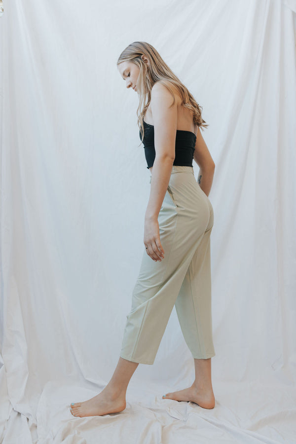 Marley Pleated Trousers