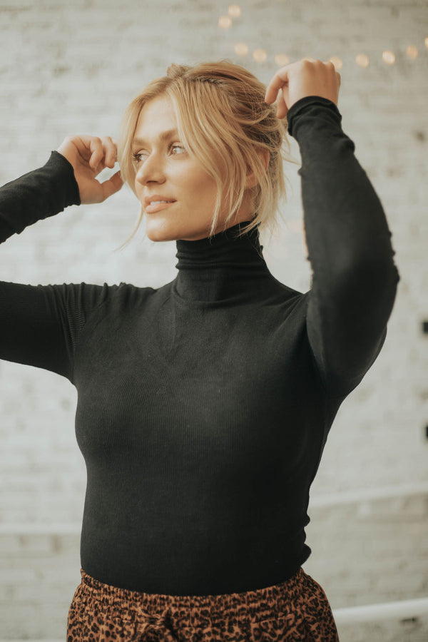 Brook Turtleneck Top