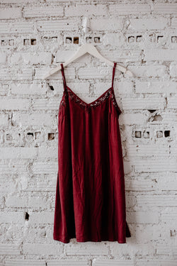 Berry Dress