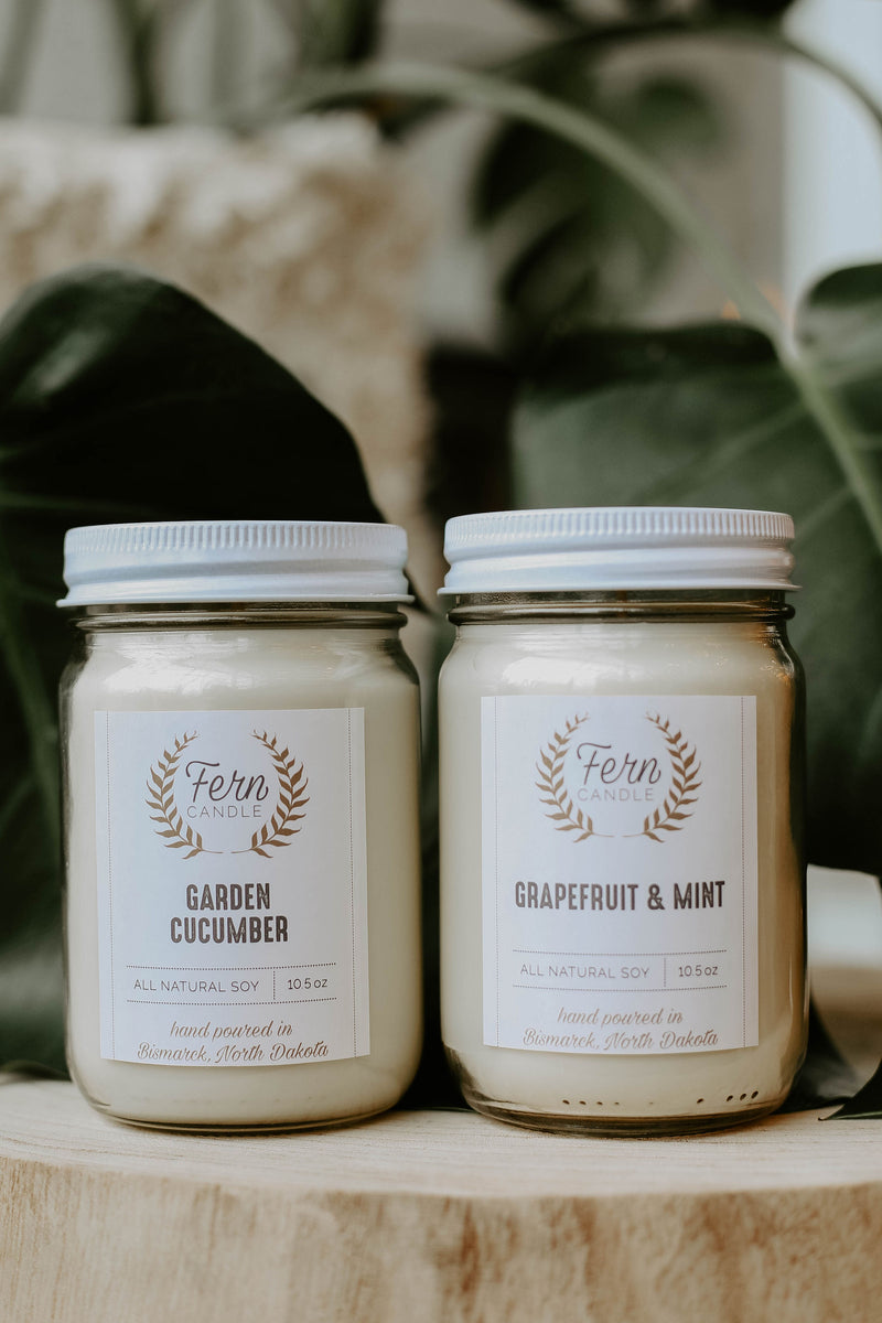 Fern Candle / 10oz. Candle