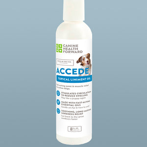 ACCEDE Topical Liniment Oil for Dogs