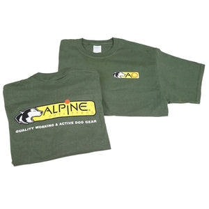Alpine Outfitters T-Shirt - Premium, SHORT Sleeve