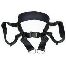 Load image into Gallery viewer, Alpine Outfitters® Skijor/Canicross Belt With Detachable Leg Loops