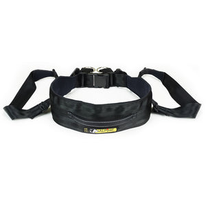 Alpine Outfitters® Skijor/Canicross Belt With Detachable Leg Loops