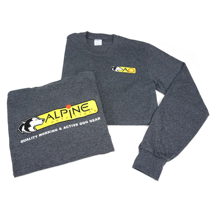 Alpine Outfitters T-Shirt - Premium, Long Sleeved