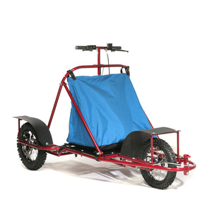 Alpine Outfitters Arctis Cart Bag - 3 Wheel