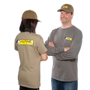 Alpine Outfitters T-Shirt, Long Sleeved
