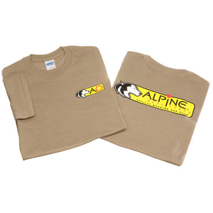 Alpine Outfitters T-Shirt, Short Sleeved