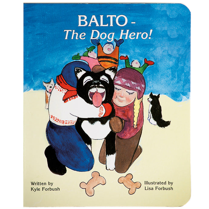 Balto - The Dog Hero!