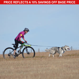 Basic Bikejor Package (1-Dog with 2-Dog Option)