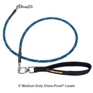 Chew-Proof Leashes (Cable Filled)