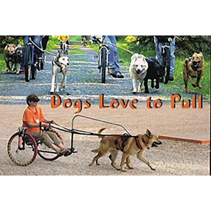 Dogs Love to Pull (DVD)