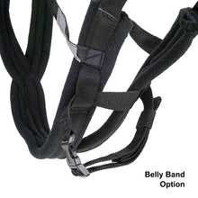 Load image into Gallery viewer, X-Back Harness - CUSTOM FIT - Cut & Sewn to Order