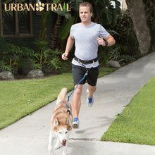 Load image into Gallery viewer, Urban Trail® Jogger's Leash with Shockline
