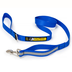 "Special Edition Standard Walking Leash, 5 ft., 1"" width or 3/4"" for Pups & Small Dogs"