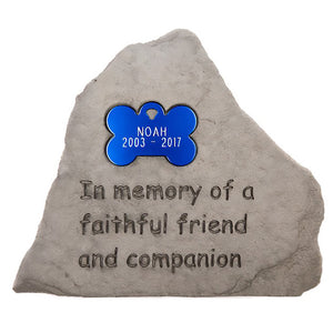 Memorial Stone - Personalized and Engraved