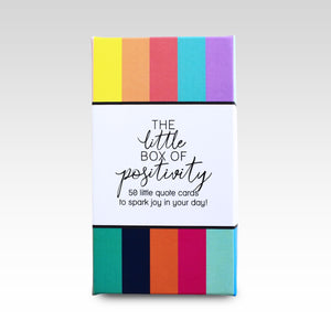 Little Box of Positivity