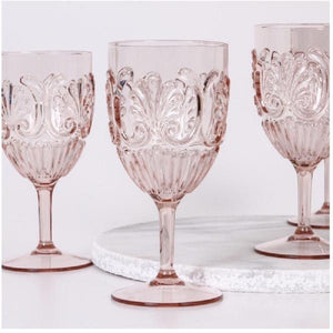 Flemington Acrylic Wine Glass
