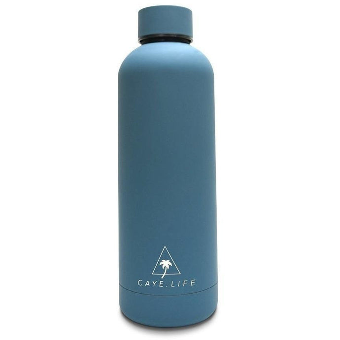 Castaway - 750ml Water Bottle - Matte Teal