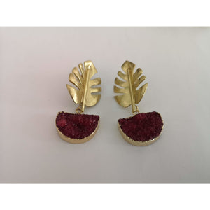 Arabian Royalty Earrings