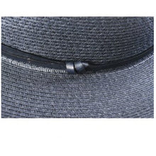 Load image into Gallery viewer, Foldable Borsalino  Hat - Marine