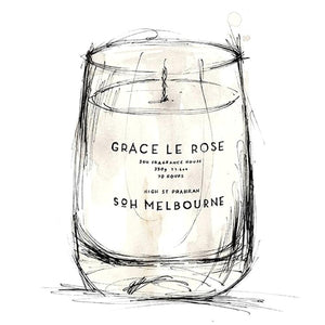 SOH Melbourne - Grace Le Rose