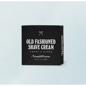 Old Fashioned Shave Cream 100ml Jar