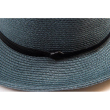 Load image into Gallery viewer, Foldable Borsalino Hat - Slate
