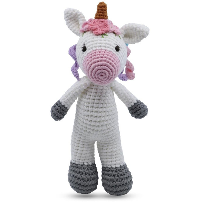 Unicorn - Shaker Mini Standing Toy