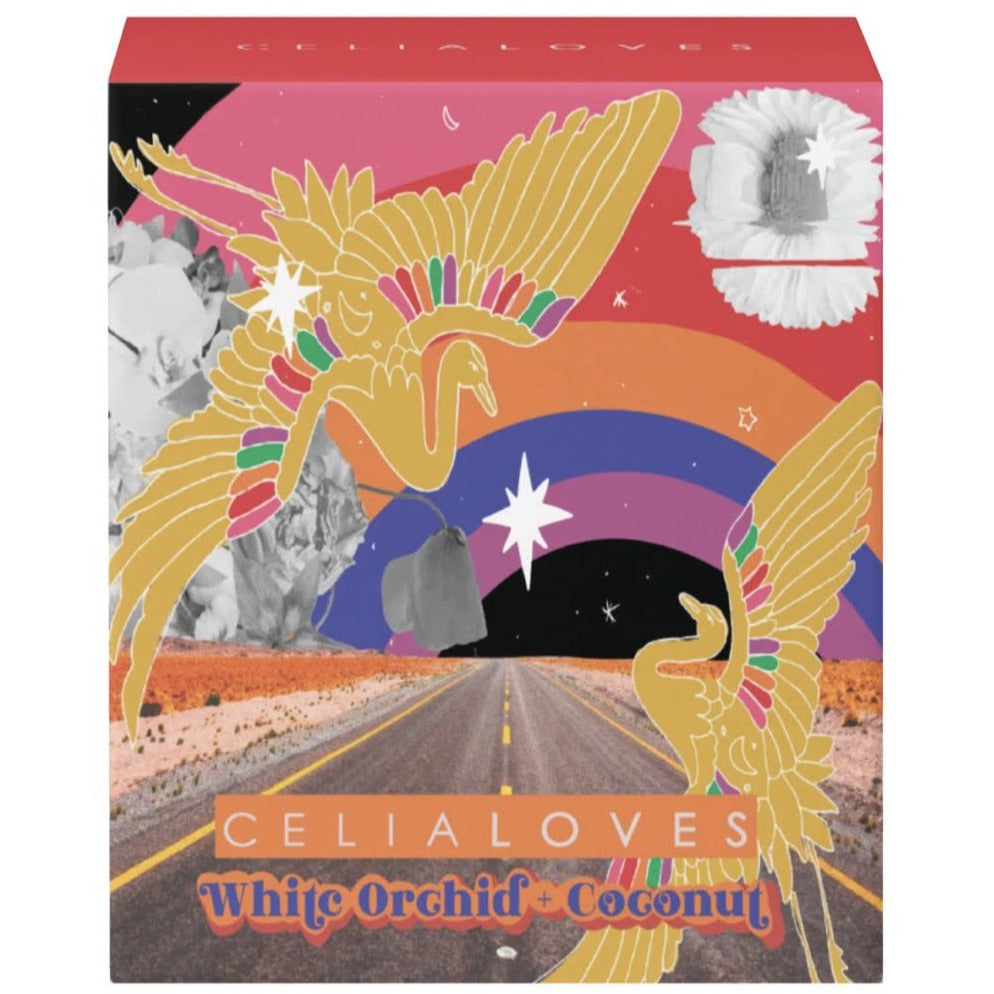 Limited Edition - White Orchid + Coconut