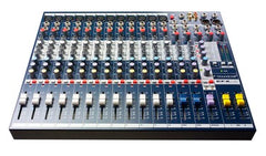 Soundcraft EFX12 Mixer with Lexicon Effects