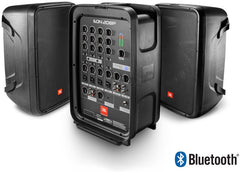 "JBL EON 208P 8"" Portable PA System with 8-Channel Mixer and Bluetooth"