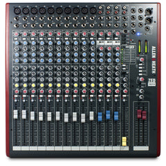 Allen & Heath ZED-16FX 16-Channel Mixer with FX & USB