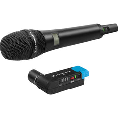 Sennheiser AVX-835 SET Digital Wireless Handheld Microphone Set