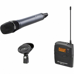 Sennheiser EW135P-G3 Wireless Handheld Microphone System for Camera