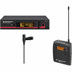 Sennheiser EW112-G3 Wireless Clip-on Microphone System