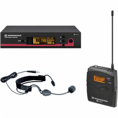 Sennheiser EW152-G3 Wireless Headworn Microphone System