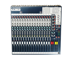 Soundcraft FX16-II 16-Channel Mixer with Lexicon Effects
