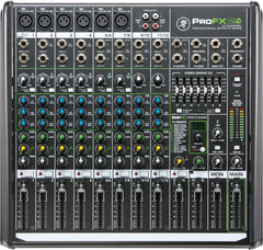 Mackie ProFX12V2 Mixer with Effects & USB