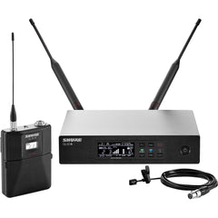 Shure QLXD14/93 Digital Wireless Lavalier Microphone System