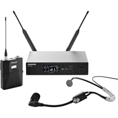 Shure QLXD14/SM35 Digital Wireless Headworn Microphone System