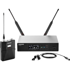 Shure QLXD14/84 Digital Wireless Lavalier Microphone System