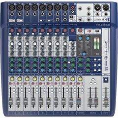 Soundcraft Signature 12 Mixer with Lexicon Effects