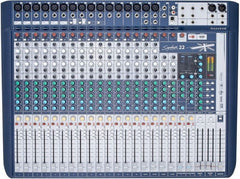 Soundcraft Signature 22 Mixer with Lexicon Effects