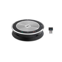 Sennheiser SP 30+ Bluetooth Speakerphone with Dongle, for Skype on PC/ Mobile Phone/ Tablet