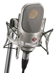 Neumann TLM107 + EA4 Condenser Microphone with Suspension (TLM107 Studio Set)