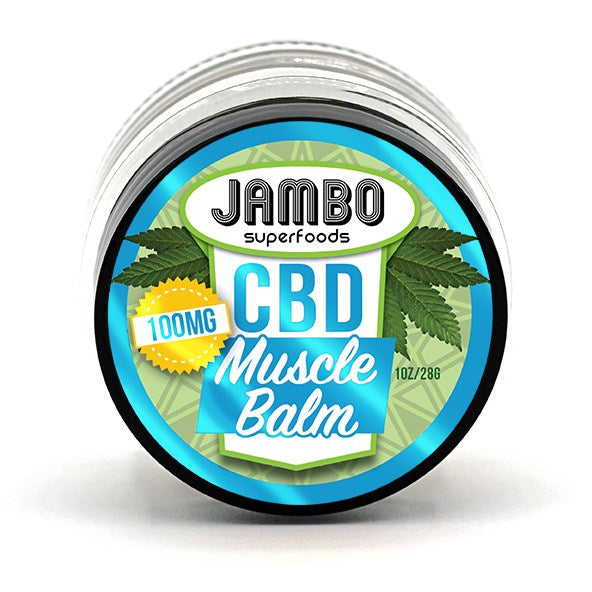 Jambo - Muscle Balm (100mg)
